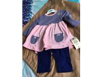Baby girls clothe/ shoes - bring new