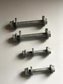 E39 (525d/530d) camber adjuster bolts (not Yamaha Suzuki or Honda)