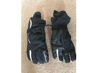 FREE Adult ski gloves size small