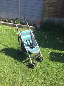 Joie push chair