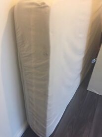 Mattress and bed base small double 4x6