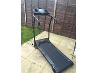 Treadmill-Confidence fitness-foldable-good condition