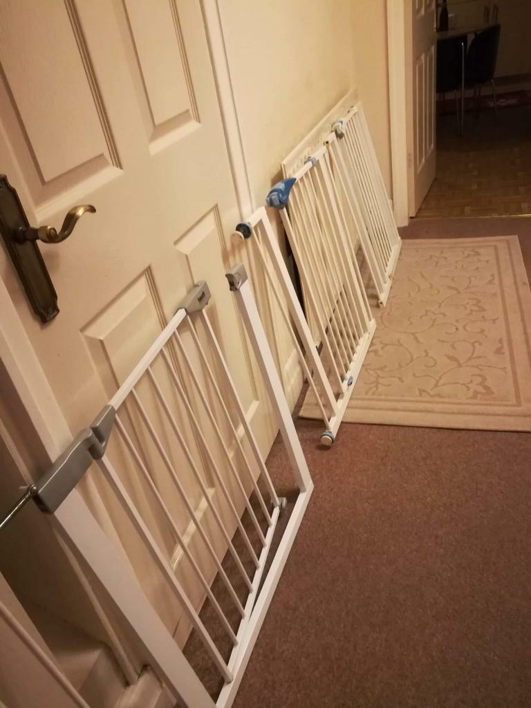 3 Baby Gates For Sale In Sunderland Tyne And Wear Gumtree
