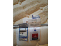 Super king mattress topper Magniflex 3 in 1 All Seasons Merino Wool Blend / free delivery