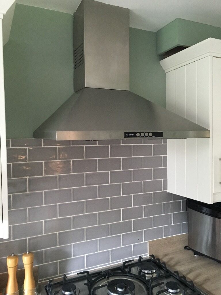 Laura Ashley Artisan Tiles In French Grey In Potton