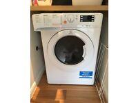 1 year old Indesit Innex XWDA 751680X W Washer Dryer in White