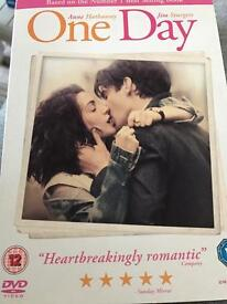 One Day - UNOPENED DVD