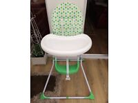 BABY`S HIGH CHAIR
