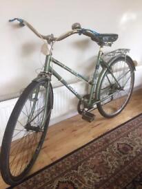Classic ladies bike