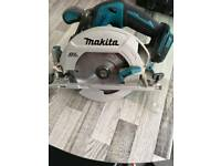 Makita DHS680Z Brushless Circular Saw 4 months old