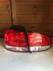 Vw Golf MK6 Passenger side rear lights 2009-2013