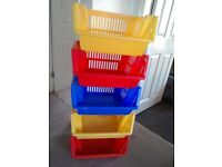Toy storage, good condition