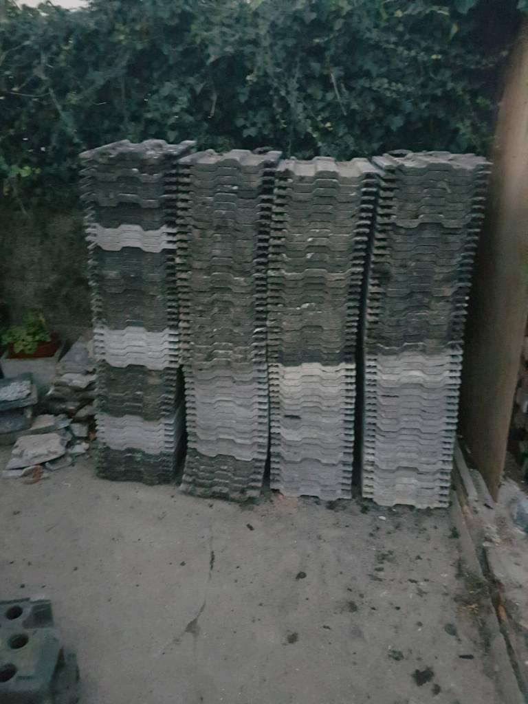 Marley roof tiles grey weathered black