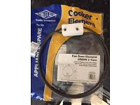 2500W cooker oven element Belling, Hotpoint, stoves and more (see pic)