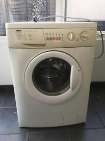 Zanussi Aquacycle 1400 washing machine