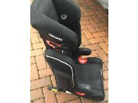 Recaro care seat iso fix