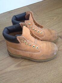 Junior Timberland Boots