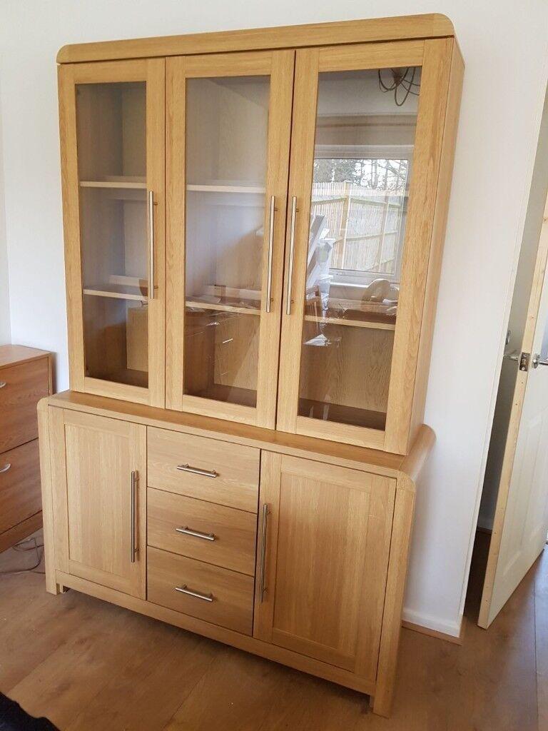 argos heart of house elford living room furniture oak effect
