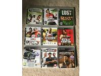 PlayStation 3 games. Bargain. Some never even opened. PS3