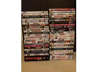 Job lot DVDs - want gone ASAP!