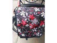 Lady pannier bag