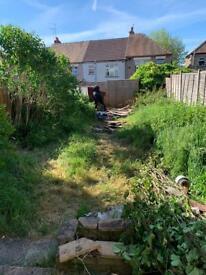 All Garden Work Overgrown Garden One Off Tidy Ups , All Garden Work