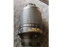 Nikon DSLR 55-200mm AF-S Zoom Lens VR