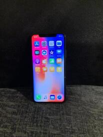 Immaculate Apple iPhone X 64gb Space Grey