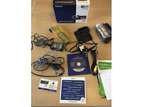 Sony handycam DCR-SR210e HDD with X40 zoom
