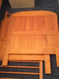 Child's cot bed