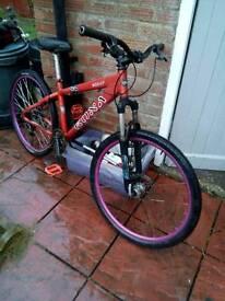 Kona scarp jump bike