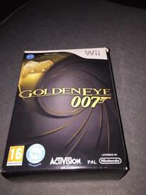 Golden eye wii - limited edition control pad