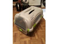 Pet/ cat box/ carrier *Used twice*
