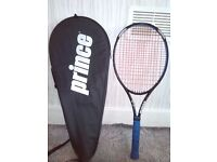 Summer sale: Prince tennis racket in excellent condition