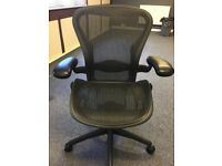 Herman Miller Aeron Chair - Almost new condition