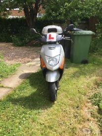 Honda Lead SCV100F-E for Spares or Repairs - £220 ONO
