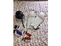 Cricket equipment