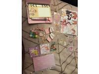 Sakura anima diary/journal bundle