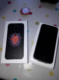 Iphone SE brand new 16GB Space Grey