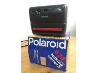 Polaroid 636 Instant talking camera
