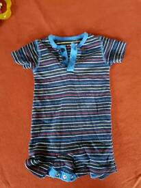 Baby Boys summer suit. 0-3 Months