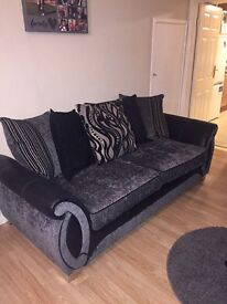 3+2 + storage footstool. Selling for genuine reason.. please contact me for more details