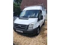 Ford transit High Top. Cheapest 2010 REDUCED £