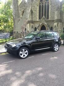 image for 2004, BMW X3, 2.5 SPORT, 4x4, 6 SPEED, BLACK, ULEZ FREE,