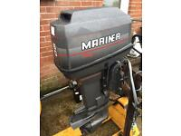 60hp mariner outboard boat engine