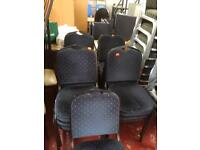 Chairs stacking x15