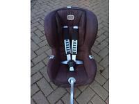 Britax Duo Plus Child Car Seat - isofix