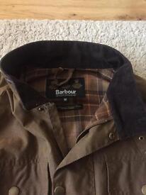 Men's Barbour jacket