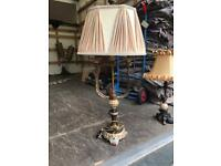 Quality designer lamp