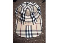 Burberry Cap / Hat Brand new with tags